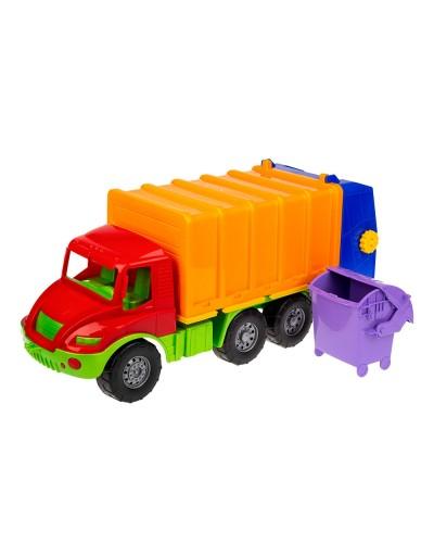 "Машина ""Атлантис"" мусоровоз, сетка п/м 633к"