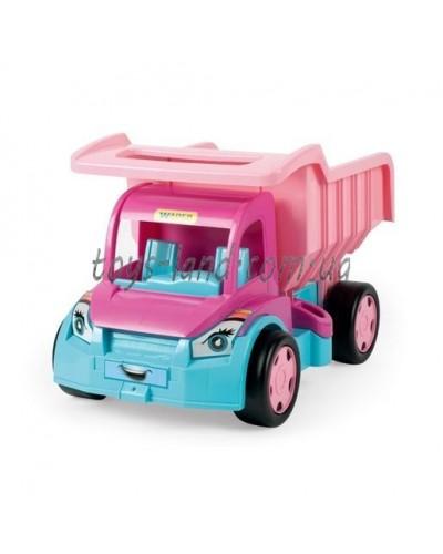 """Вантажівка """"Гігант"""" для дівчат (без картону)"""